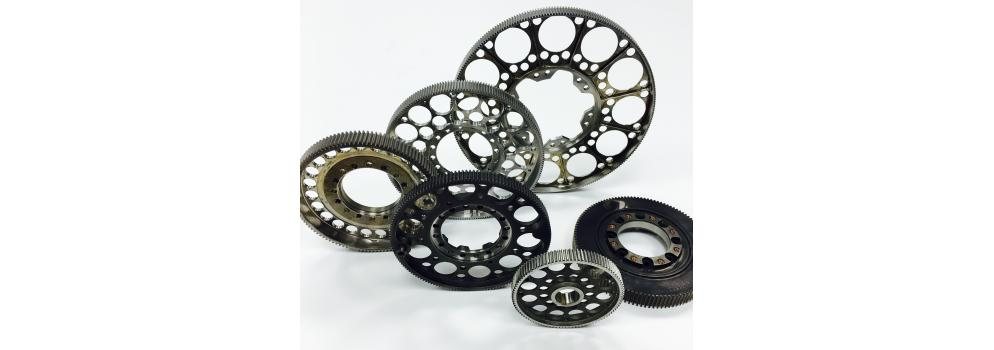 AEROSPACE GEARS & Assy